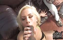 Tara Lynn Fox si fa spaccare la figa da un enorme cazzo nero